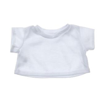 14 to 15 inch White Blank Shirt