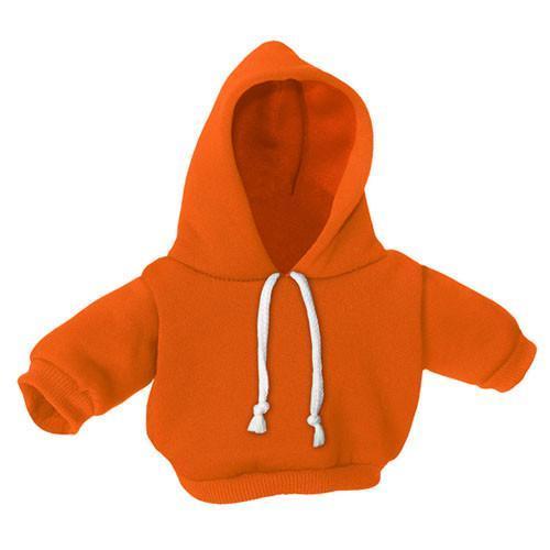 10-12 inch Orange Hoodie