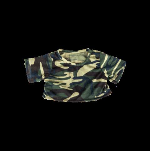 14-16 inch Camo Shirt