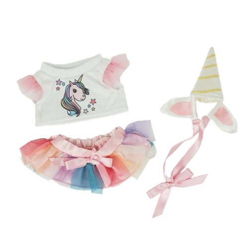 8-10 inch 3 piece Unicorn Outfit