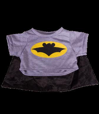 Batman Tee Shirt and Cape