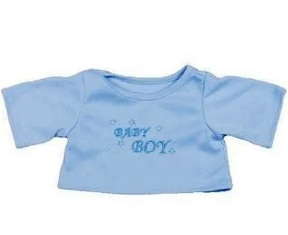 Baby Boy Blue Shirt