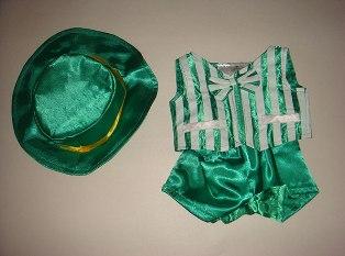 Luck of the Irish Costume