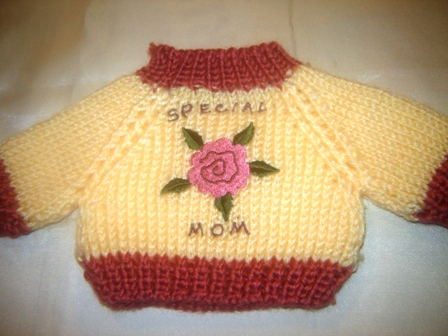 Special Mom Sweater