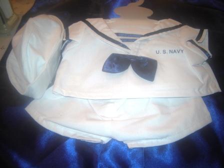 3 piece Boy's U.S. Navy Outfit