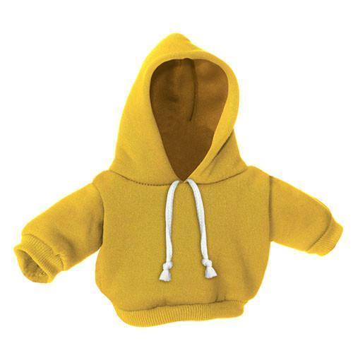 10-12 inch Goldenrod Yellow Hoodie