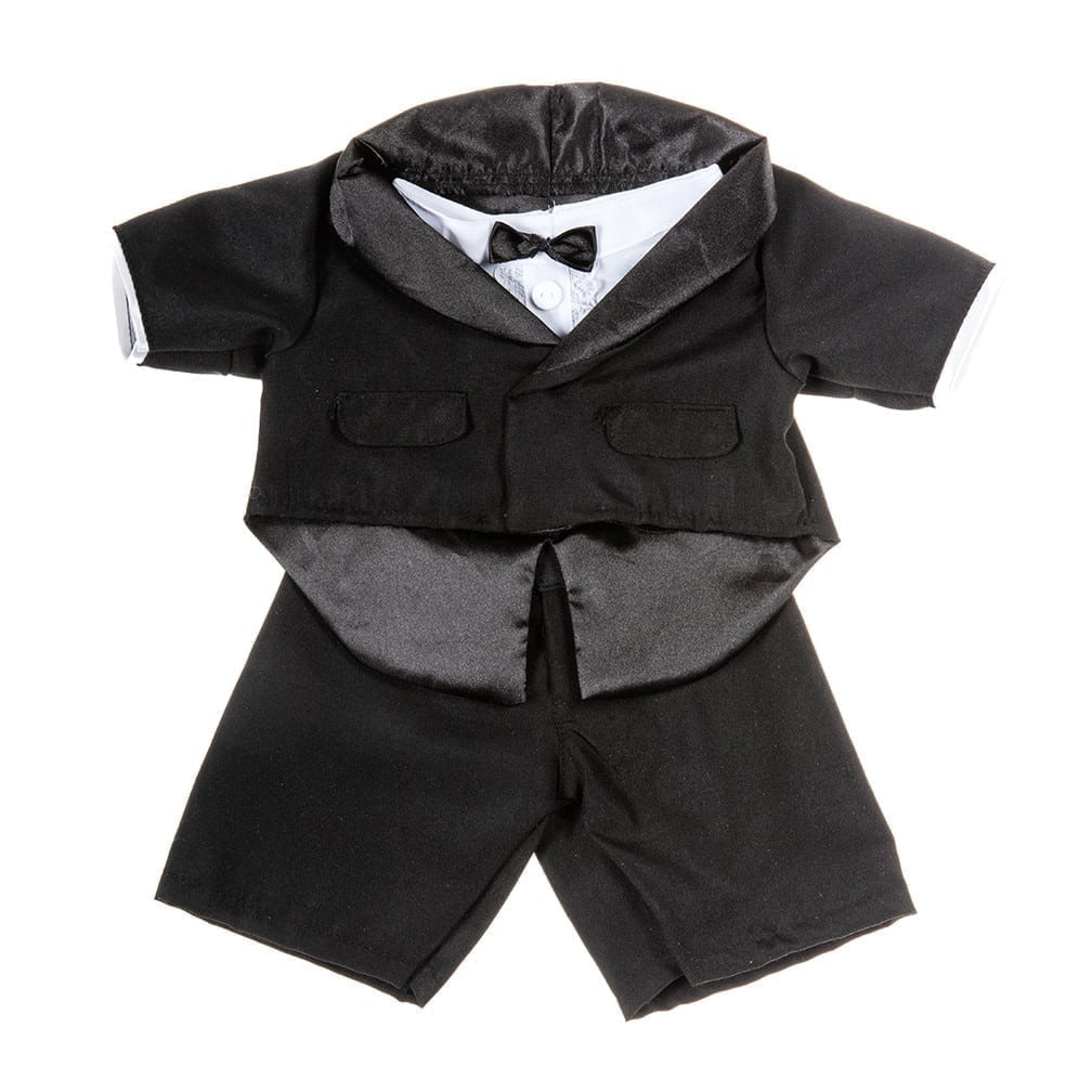 Grooms Wedding Tuxedo for 14-15 inch bears