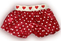 Red Hot Love Boxers