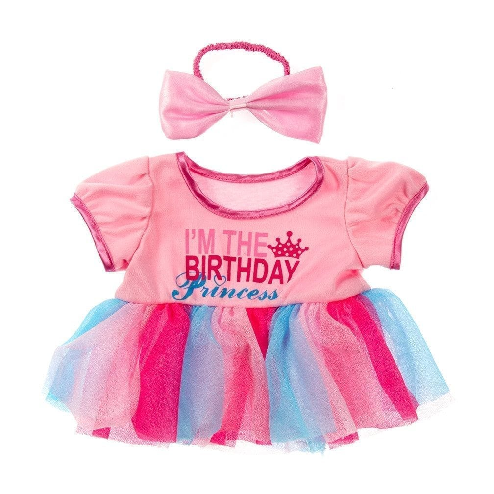 Birthday Princess Dress