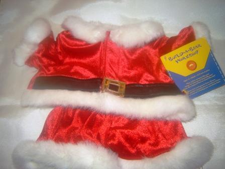 2 piece Santa Claus Outfit