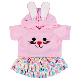 Easter Hoodie and Skirt