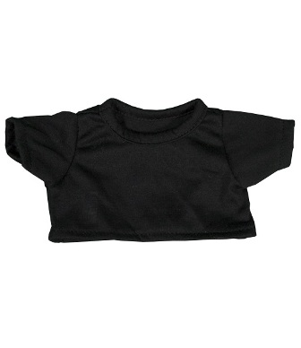 14-16 inch Black Shirt