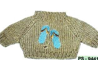 Flip Flop Sandals Sweater