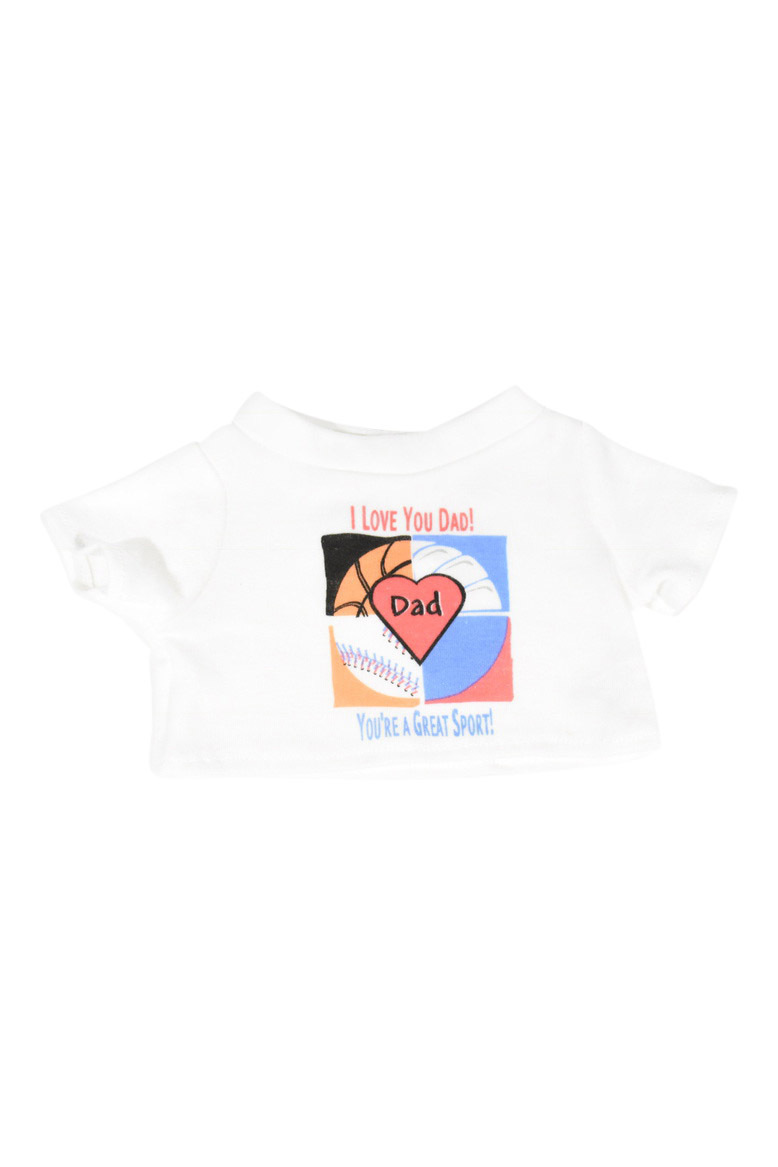 Love You Dad Shirt