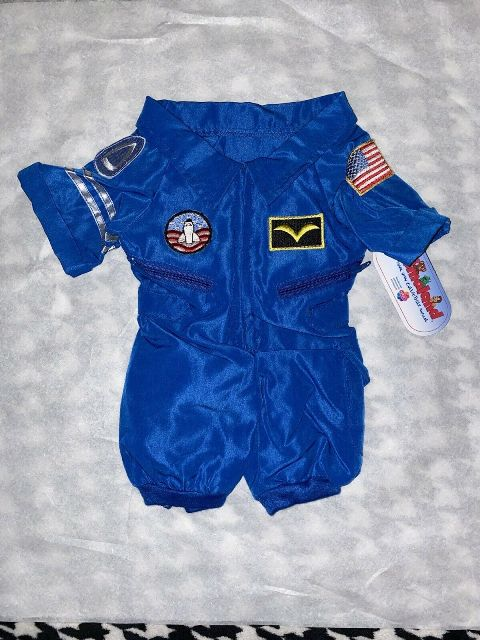 New! Astronaut Outfit