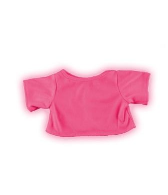 14-16 inch Bright Pink Shirt