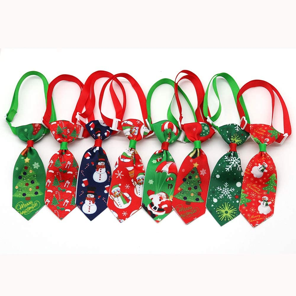 Assorted Christmas Theme Ties