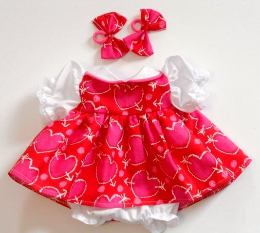 Hearts and Arrows Dress