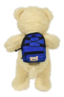 Dark Blue Back Pack