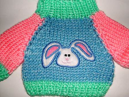 Floppy Ear Bunny Sweater