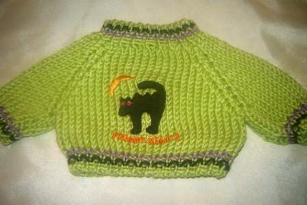 Fright Night Sweater