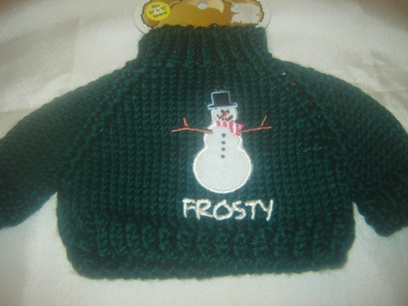 Frosty the Snowman Sweater
