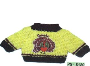 Turkey Gobble Sweater