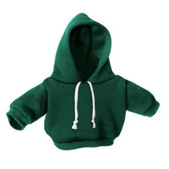 8-10 inch Green Hoodie
