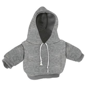 8-10 inch Athletic Grey Hoodie