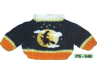 Hallo-Eve Sweater