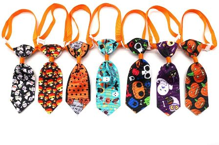 Assorted Fall/Halloween Ties