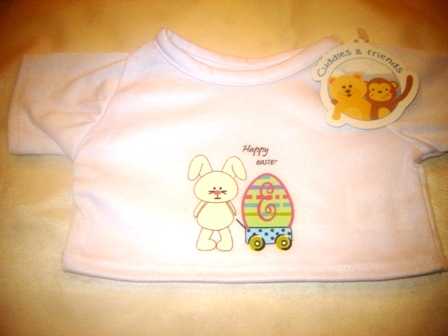 Happy Easter Bunny and Egg Shirt