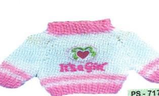 It's a Girl Heart Sweater