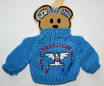 Let Freedom Ring Sweater