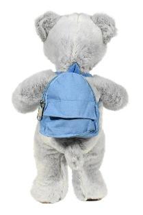 Light Blue Back Pack
