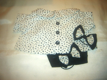Moon and Stars Pants Outfit