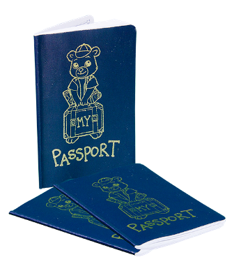 Passport for Teddy Bears