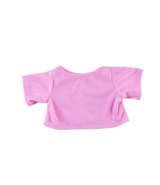 14-16 inch Pink Shirt