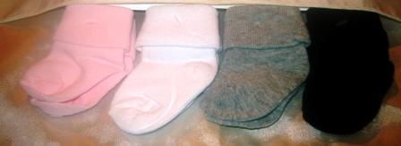 Solid Color Socks