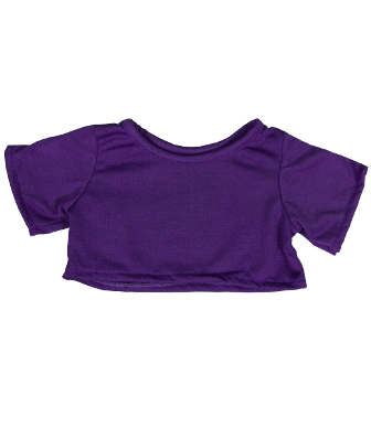 14-16 inch Purple Shirt