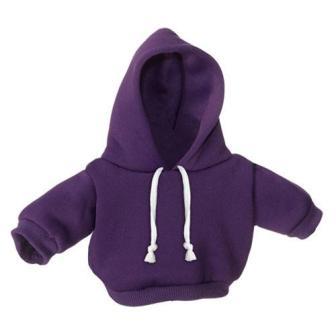 8-10 inch Purple Hoodie