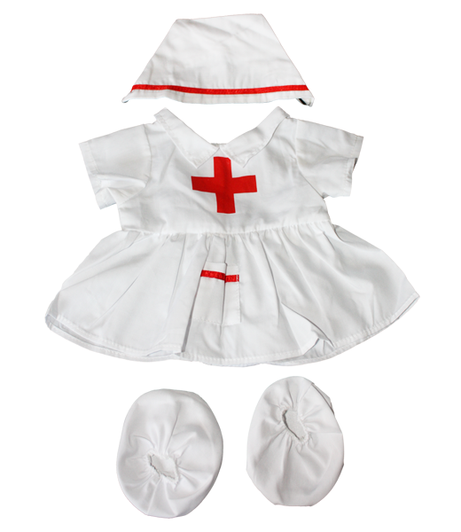 Red Cross Nurse Outfit