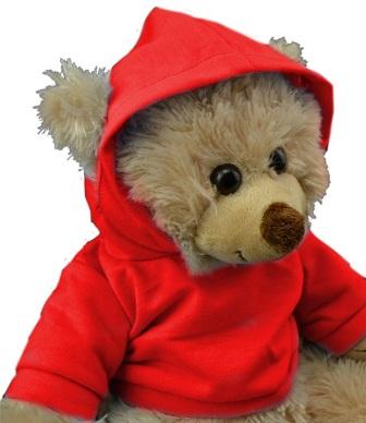 Red Hoodie Tee