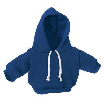 8-10 inch Royal Blue Hoodie