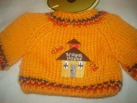 School House Sweater