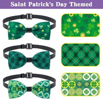 St. Patty's Day Bow Ties
