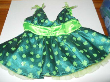 St. Patrick's Day Dress