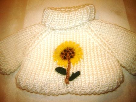 Sunflower Sweater