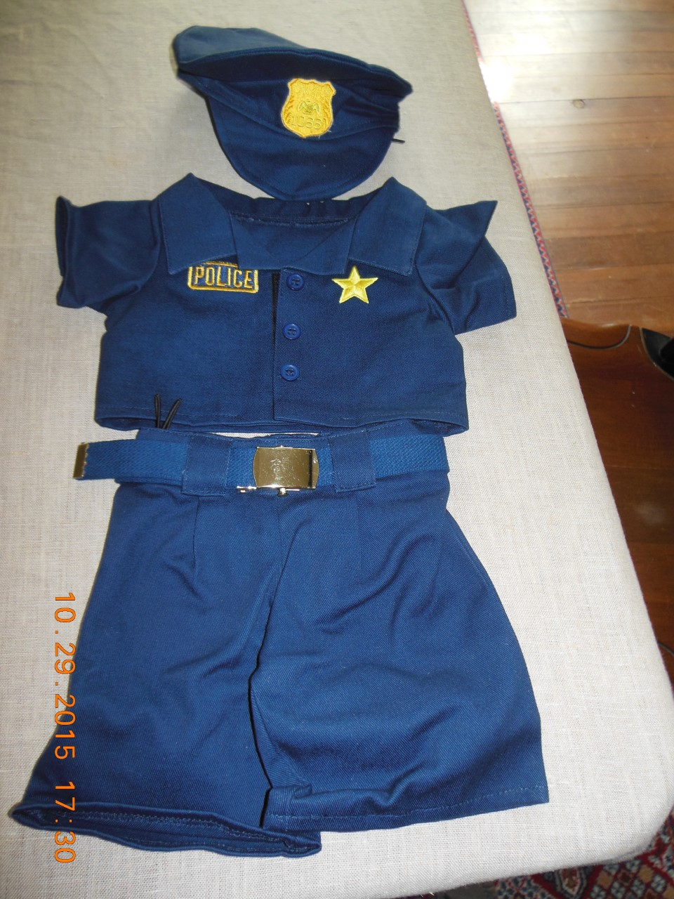 Policeman Uniform