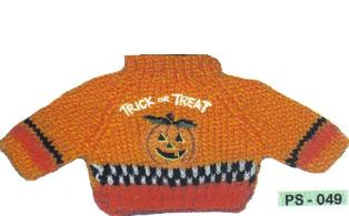 Trick or Treat Sweater
